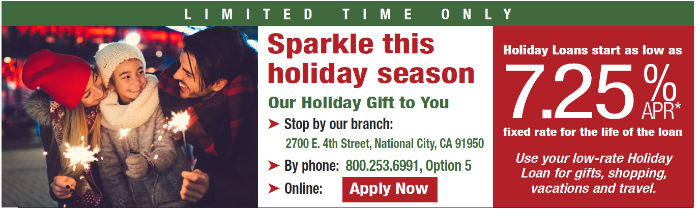 Sparkle this holiday season
