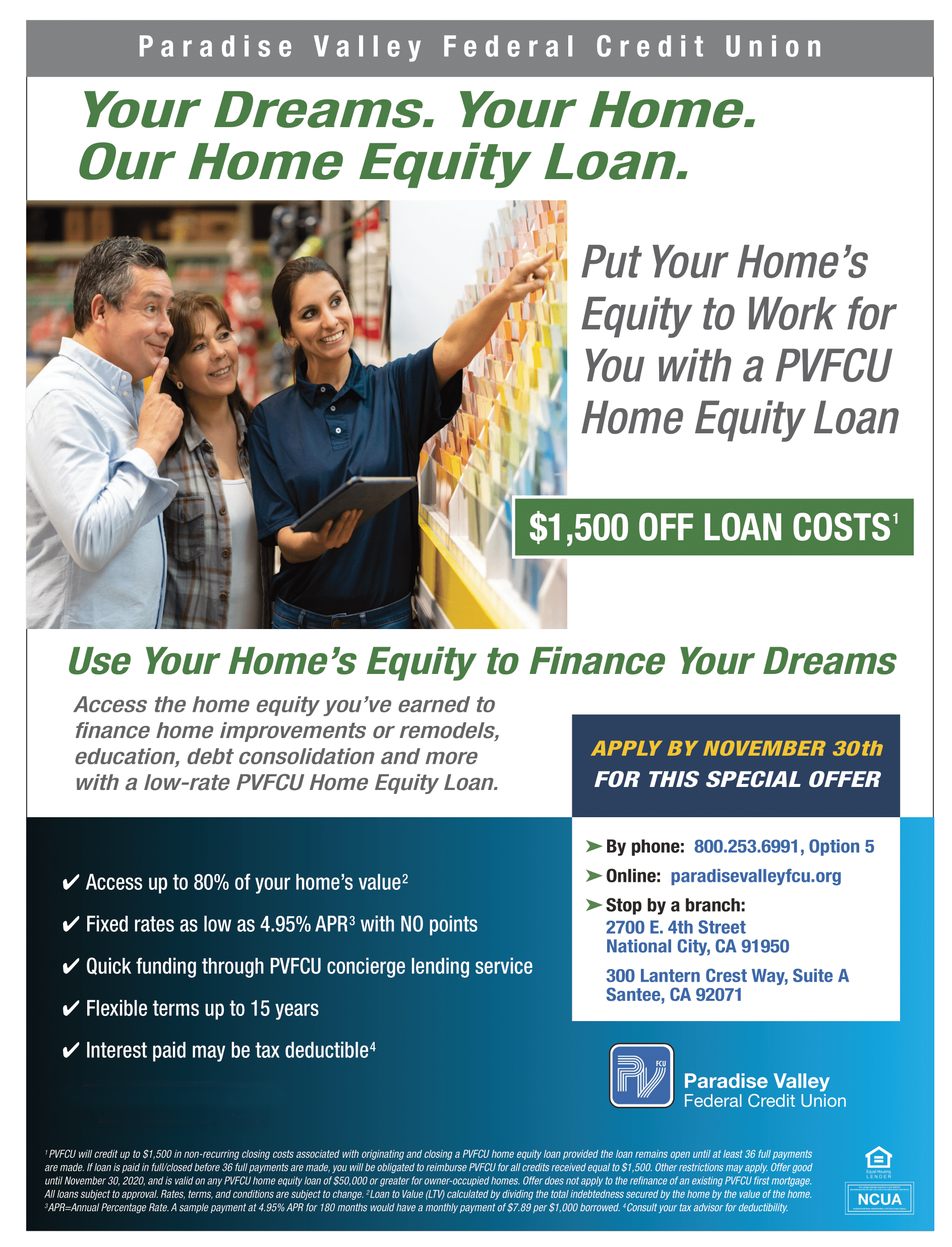 Home Equity Loan 2020 Promotion